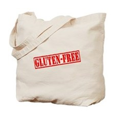 Gluten Free Stamp Tote Bag