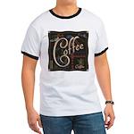 Coffee Mocha Ringer T