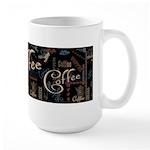 Coffee Mocha Large Mug