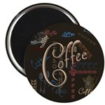 Coffee Mocha Magnet