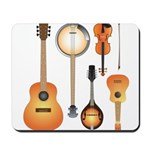 String Instruments Mousepad