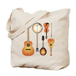 String Instruments Tote Bag