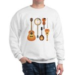 String Instruments Sweatshirt