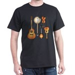 String Instruments Dark T-Shirt