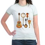 String Instruments Jr. Ringer T-Shirt