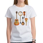 String Instruments Women's T-Shirt