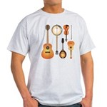 String Instruments Light T-Shirt