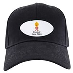 Oncology Nurse Chick Black Cap