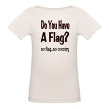 no flag no country! Tee