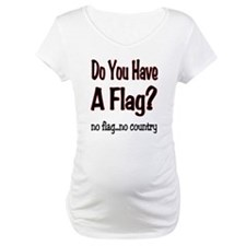 no flag no country! Shirt
