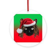 Christmas Stuff Ornament (Round)