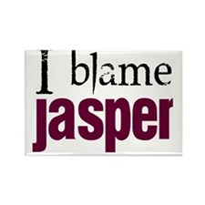 I blame Jasper Rectangle Magnet (10 pack)