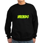 Wierdo Sweatshirt (dark)