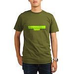 If Ignorance Is Bliss Organic Men's T-Shirt (dark)