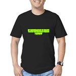 If Ignorance Is Bliss Men's Fitted T-Shirt (dark)