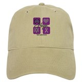 Hope Hodgkin's Lymphoma Baseball Cap