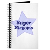 Super Nickolas Journal