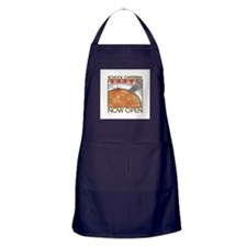 Gross School Cafeteria Apron (dark)