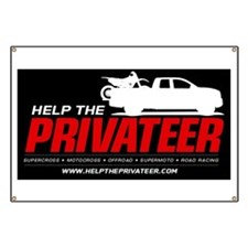 Cool Privateer Banner