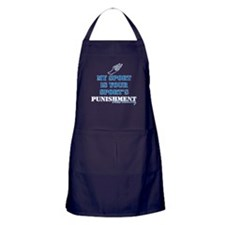Punishment CC Apron (dark)