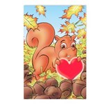 Skippy's &quot;heart&quot; Postcards (Package of 8