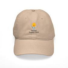 General Surgery Chick Baseball Cap