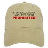 Intentional Straight and Leve Baseball Cap