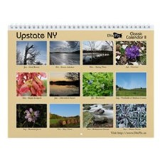 Dixpix Classic 2: Upstate Ny Wall Calendar