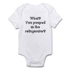 In The Refrigerator? Infant Bodysuit