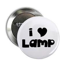 "I Love Lamp 2.25"" Button"
