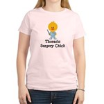 Thoracic Surgery Chick Women's Light T-Shirt