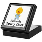 Thoracic Surgery Chick Keepsake Box