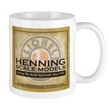 Henning's Trains Coffee Mug