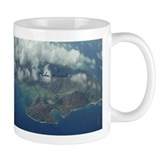 Above Oahu Coffee Mug