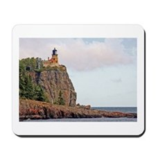 Split Rock Lighthouse Mousepad