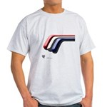 Mustang Deluxe 2 Sides Light T-Shirt