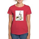 Australian Saddleback Pigeon Women's Dark T-Shirt