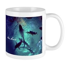 Circle Of Fishes Mug