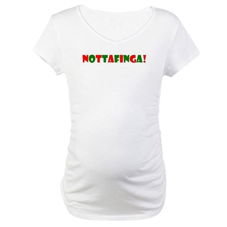 Nottafinga Maternity T-Shirt