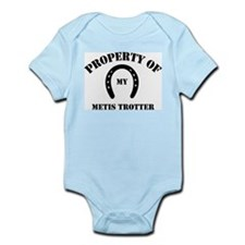 My Metis Trotter Infant Creeper