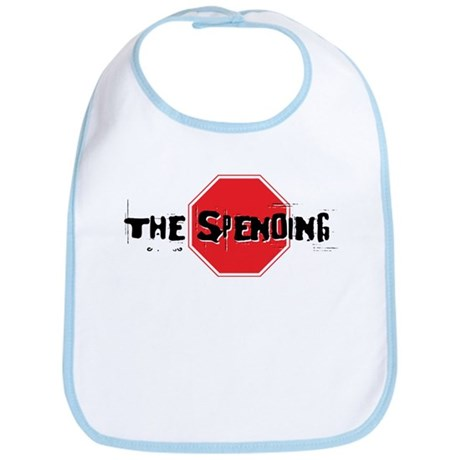 Stop the Spending Bib