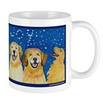 Christmas Joy Golden Retriever Mug