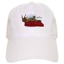 Relax Greyhound Baseball Cap