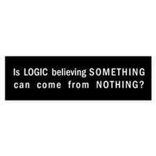 Creation Bumper Bumper Sticker