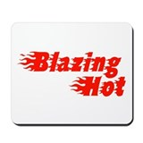 Blazing Hot Mousepad