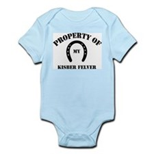 My Kisber Felver Infant Creeper