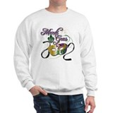 Mardi Gras 3 Sweater