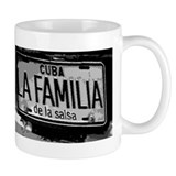 Cute Salsa Mug