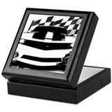 Drag Racing Keepsake Box