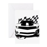 Drag Racing Greeting Cards (Pk of 20)